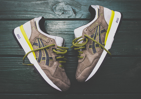"""UBIQ x Asics GT Cool """"Nightshade"""" Arriving at Additional"""