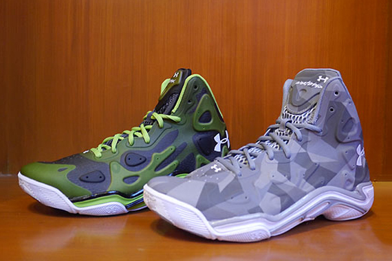 promo code a1924 c095b Under Armour Micro G Anatomix Spawn 2 - SneakerNews.com