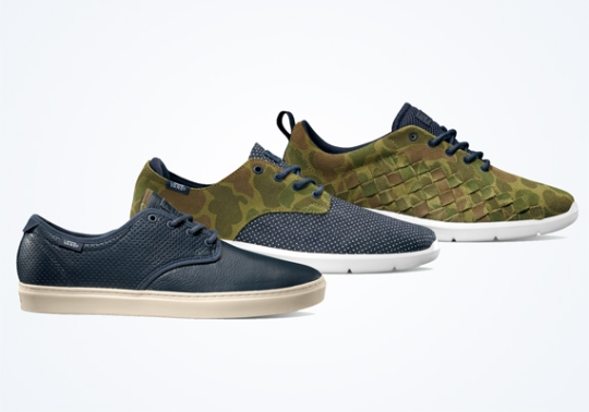 Vans OTW Clash Collection for Fall 2014