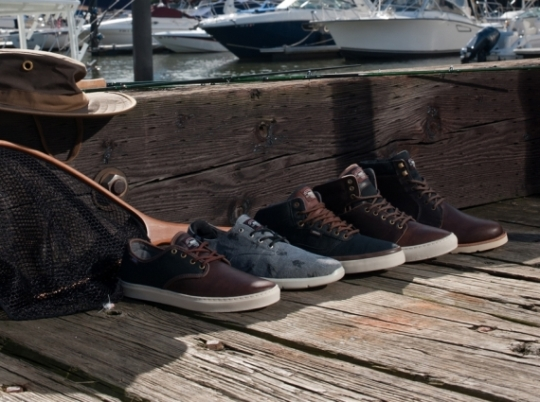 "Vans OTW ""Steelhead Collection"""
