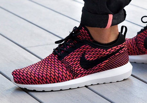 the best attitude 4dcea cda4c The fancy Flyknit Roshes are still inducing drools.
