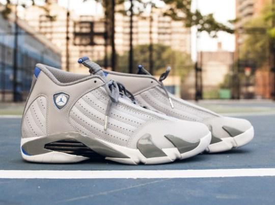 "Air Jordan 14 ""Sport Blue"" – Release Reminder"