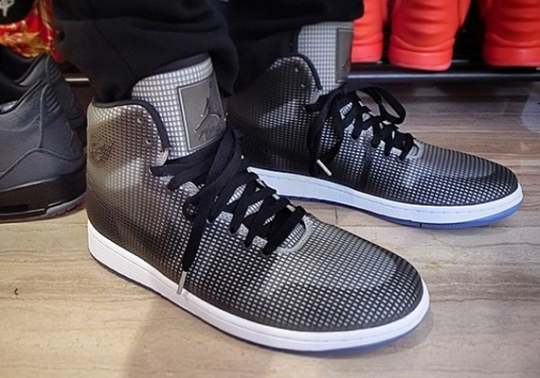 """Another Look at the Air Jordan 4Lab1 """"Black/White"""""""