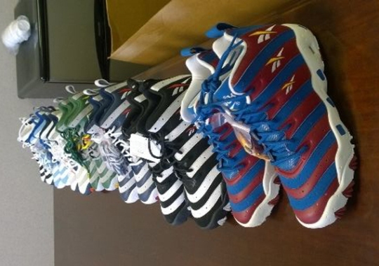 A Look at 7 Reebok Big Hurt Retros That Will Never Release 351abb762631