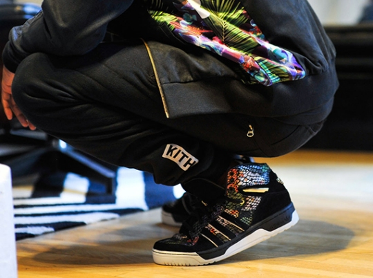 Big Sean x adidas Originals Metro Attitude Hi – Apparel Lookbook