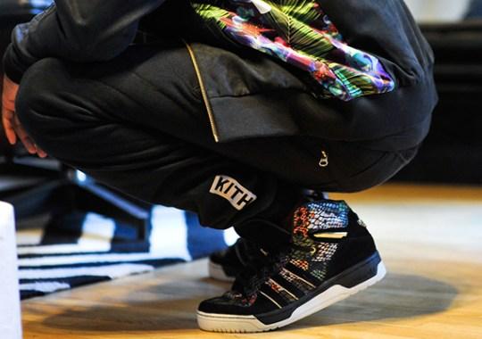 Big Sean x adidas Originals Metro Attitude Hi – Apparel Lookbook