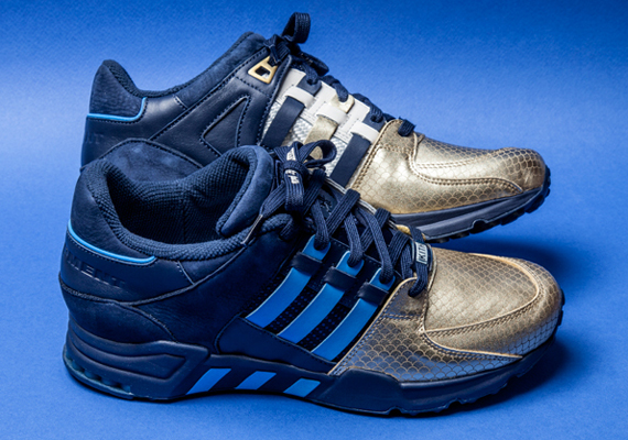 ad1e80798f16 Ronnie Fieg will be teaming up with adidas for the first time ever on this  upcoming pair of the adidas EQT Guidance 93. The up front of this shoe is  just a ...