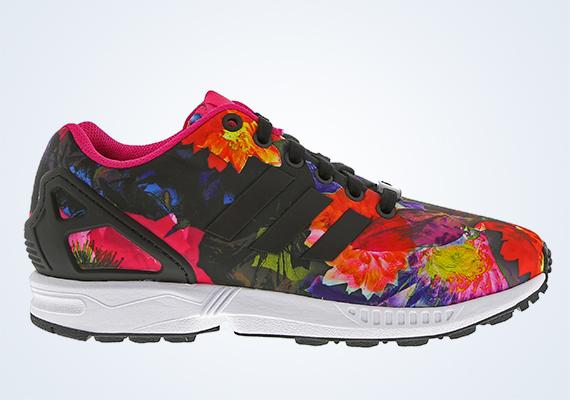 new styles 0facd 051ff order zx flux adidas flower e8eb8 d1a43