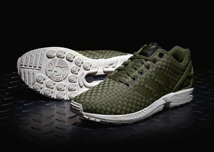 adidas zx verdi