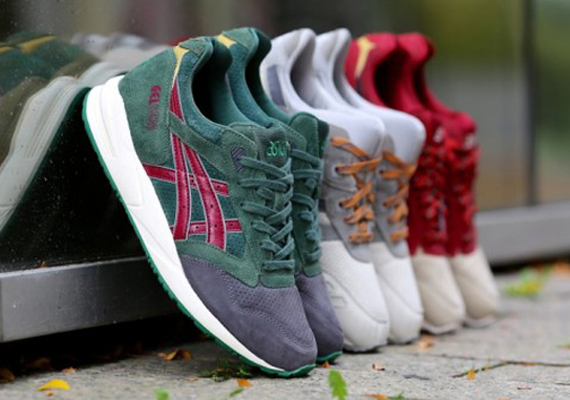 asics gel lyte 3 christmas pack 2014