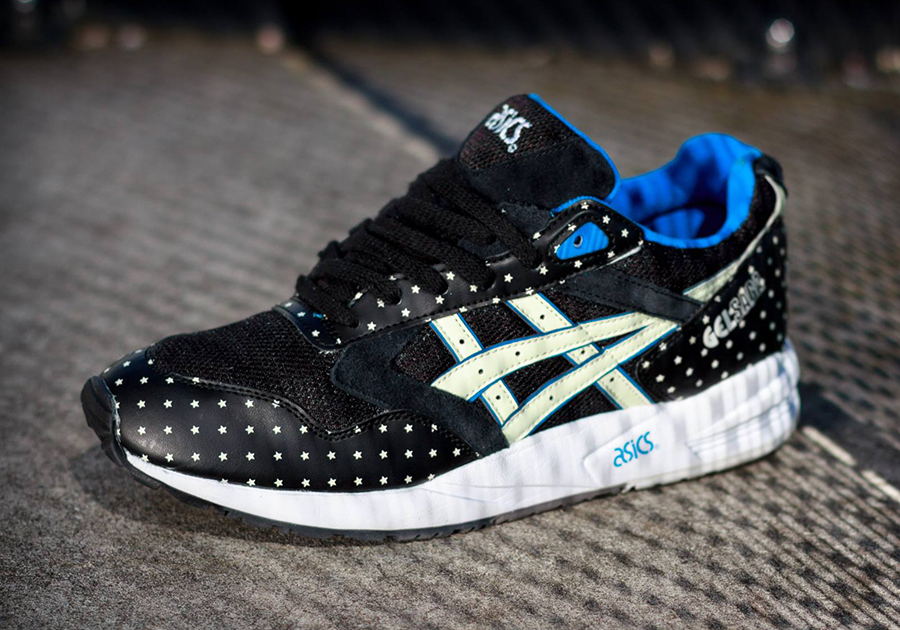 asics gel lyte 3 glow in the dark