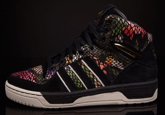 Big Sean x adidas Originals Metro Attitude Hi – Arriving at Retailers