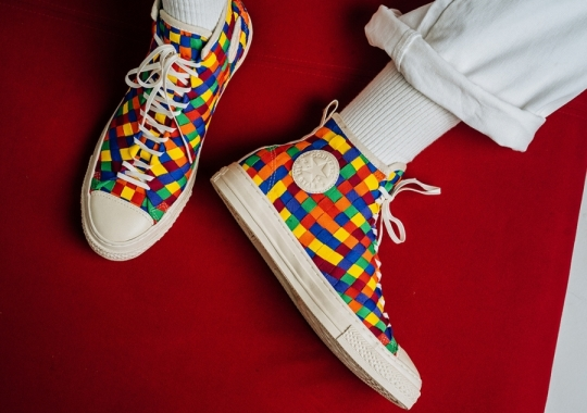 """Converse Chuck Taylor All-Star """"Color Weave Collection"""""""