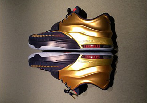 golden kd 7s red