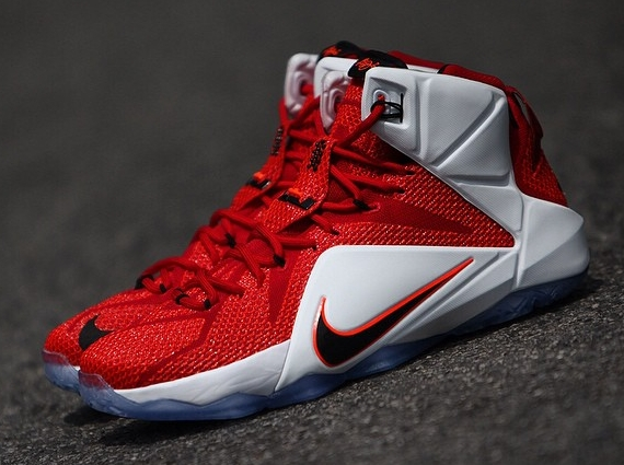 nike lebron 12 quotheart of the lionquot release date