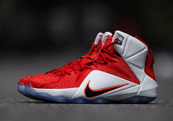 """new style a0b14 7cda7 Nike LeBron 12 """"Heart of the Lion"""" – Release Date"""
