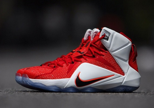 "Nike LeBron 12 ""Heart of the Lion"" – Release Date"