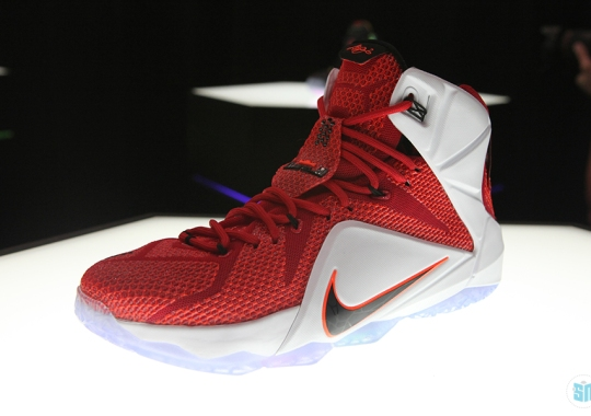 "Back To Cleveland With The Nike LeBron 12 ""Heart Of The Lion"""