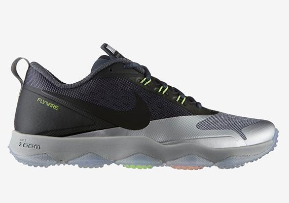 1a841e954e07 Nike Zoom Hypercross Trainer - Silver - Black - Volt - SneakerNews.com