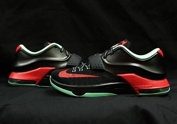 """new concept a6343 eef45 Nike KD 7 """"Bad Apple"""""""