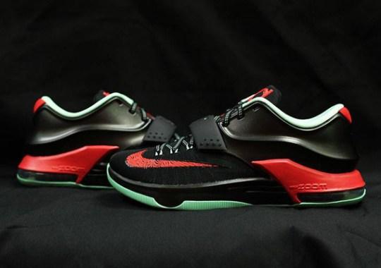"""Nike KD 7 """"Bad Apple"""""""
