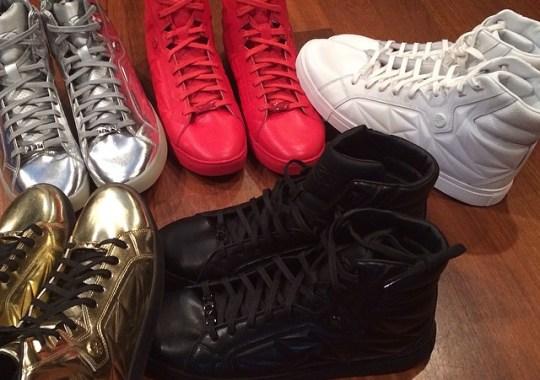 Li-Ning Way of Wade Lifestyle Sneakers