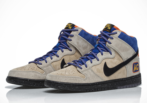 "buy online faf10 6ee82 Acapulco Gold x Nike SB Dunk High ""Mowabb"" – Release Date"