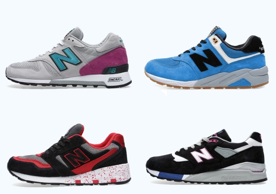 New Balance October 2014 Preview