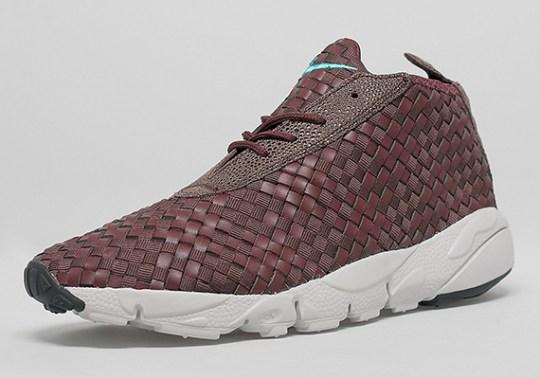 "Nike Air Footscape Desert Chukka ""Brown Leather"""