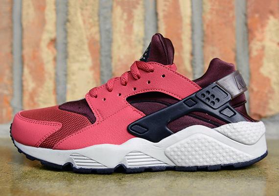 competitive price a3237 5abb1 Nike Air Huarache – Cedar – Black – Deep Burgundy