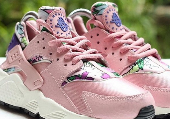 While the Nike Huarache line has shown us again and again this year that  it\u0027s happy to take liberties and break away from the original looks, we\u0027ve  not seen