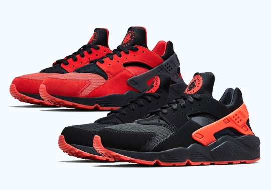 "Nike Air Huarache ""Love/Hate"" Pack – Nikestore Release Info"