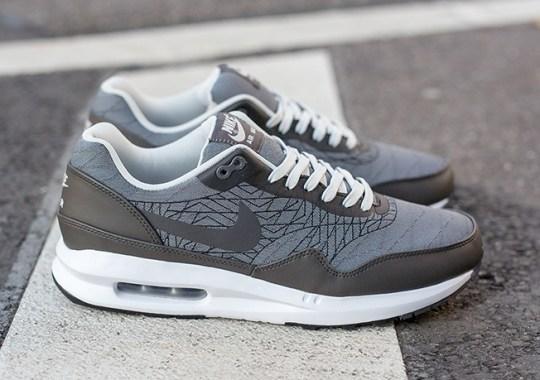 Nike Air Max Lunar1 Jacquard – Light Ash Grey – Medium Ash