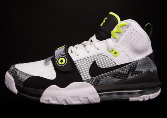 Nike Air Max Bo Jax – White – Black – Volt