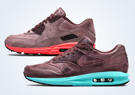 Nike Air Max Burnished Collection – Release Date