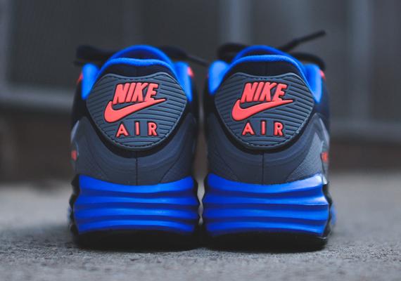 Nike Air Max Lunar90 WR Obsidian Orange SneakerNews