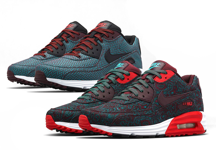 "huge discount c25c1 e7b22 Nike Air Max Lunar90 ""Suit   Tie"" Pack – New Release Date"