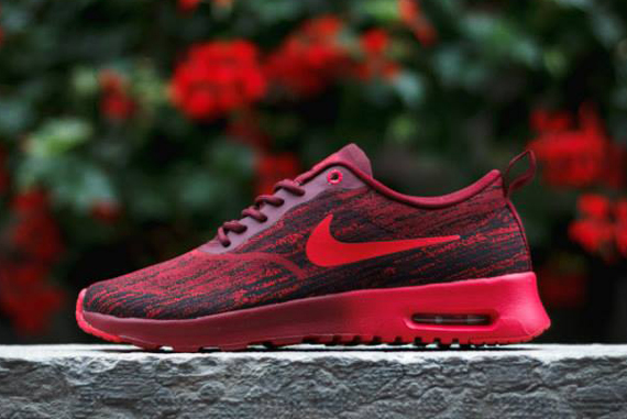 6137d4cdc0 Nike WMNS Air Max Thea JCRD Color: Team Red/Action Red-Black Style Code:  654170-60