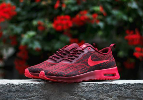nike air max thea jacquard red adidas