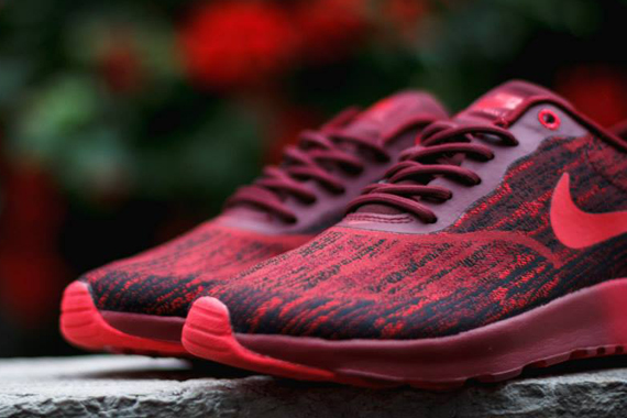 Nike Air Max Acción Para Mujer Thea Roja 4P6fY