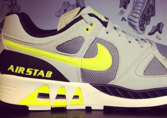 Nike Air Stab Returning In 2015