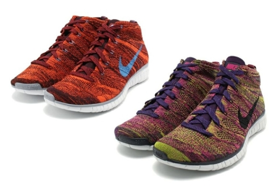 Nike Free Flyknit Chukka – Upcoming 2014 Releases