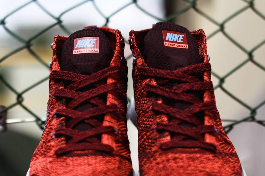 Nike Flyknit Libre Chukker 11 Quinto L6IHsHK5Hu