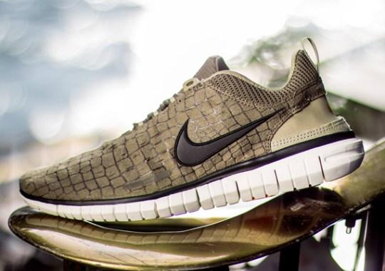 Nike Free OG '14 – Dark Dune – Bamboo