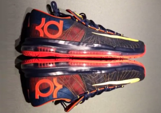 Nike KD 6 Elite – Unreleased PE