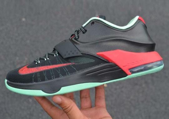 """Nike KD 7 """"Bad Apple"""" – Release Date"""