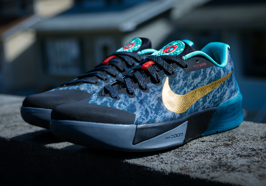 nike kd trey 5 ii colorways