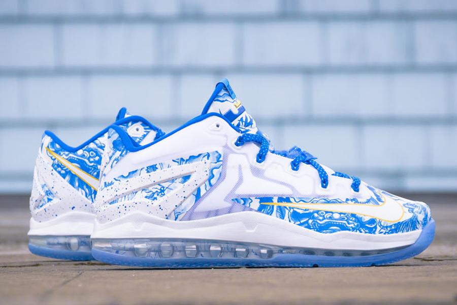 Nike Lebron 11 Low China Arriving At Retailers Sneakernews