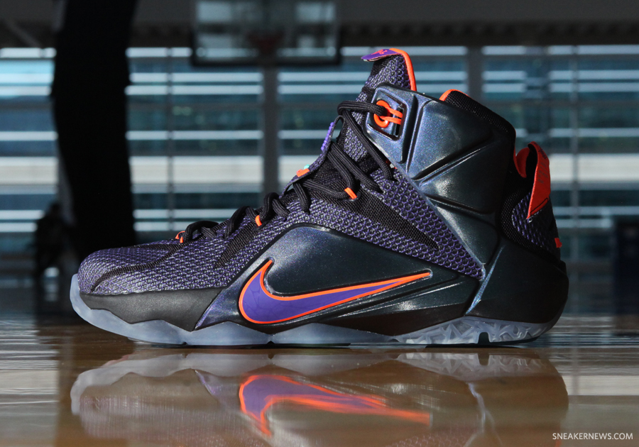 Lebron 12 Shoes Release Date