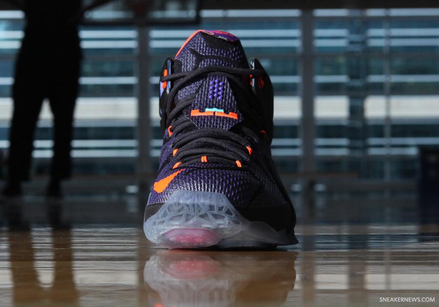 sports shoes 99d86 91974 ... spain nike lebron 12 instinct sneakernews d8ad3 fd6db